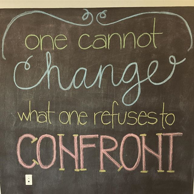 what are you ready to change? no need to do it alone -- we're here to help you confront it.