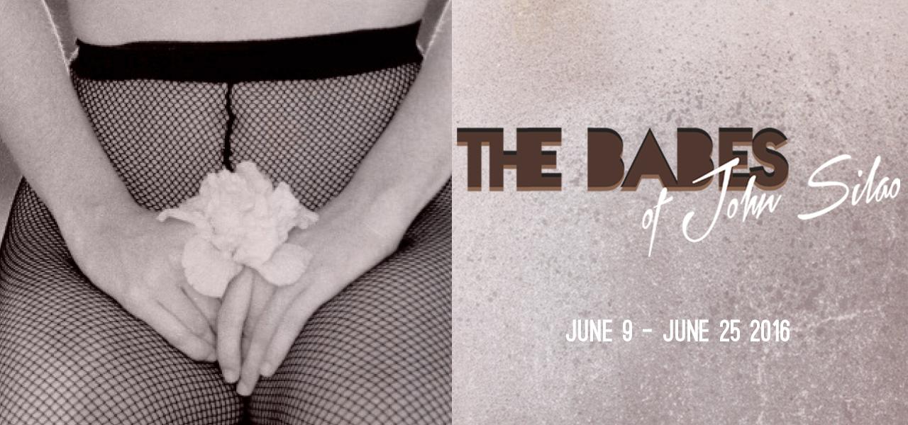 The Babes Of John Silao  John Silao June 9 - 25, 2016  Exhibition Link
