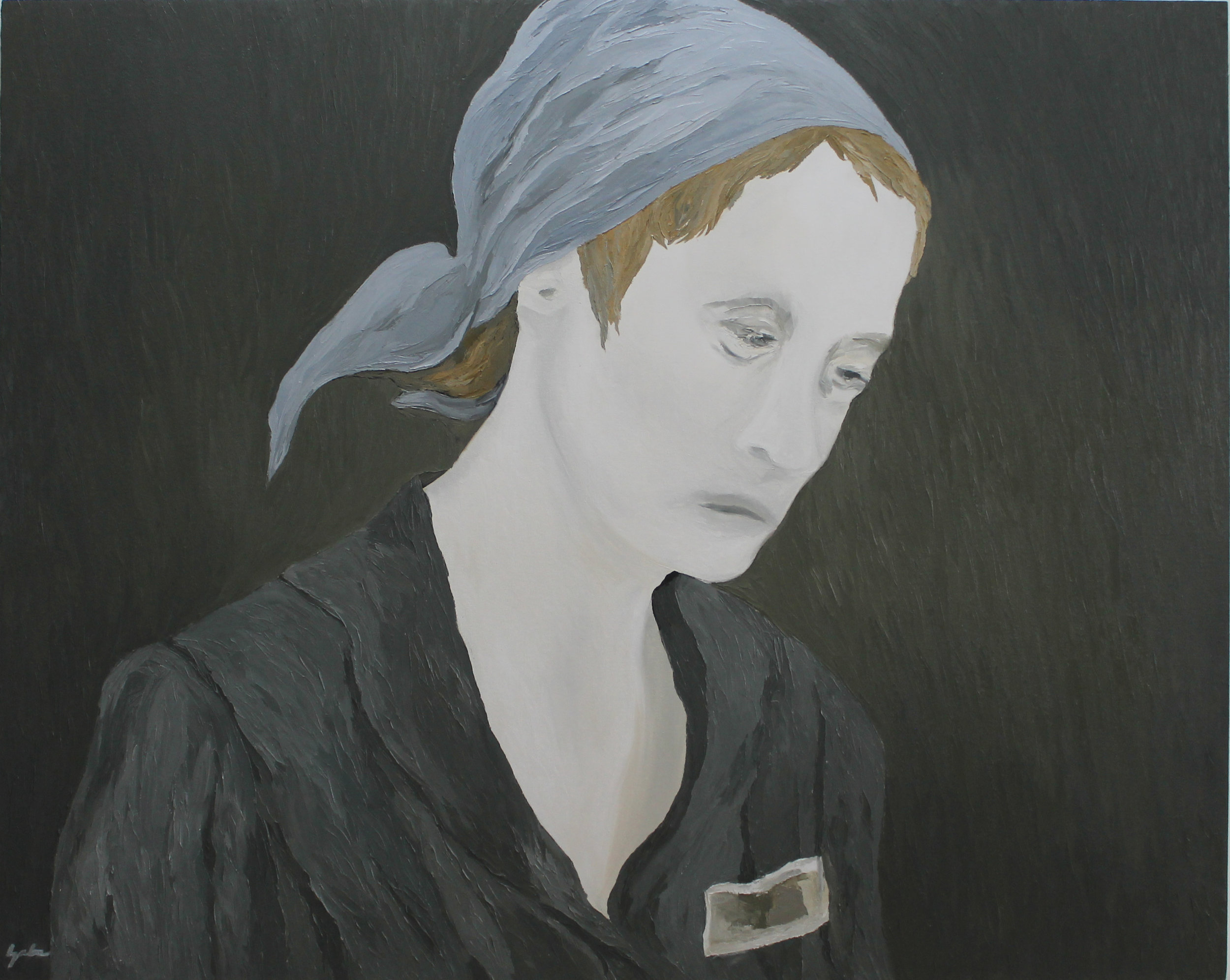 Marc Gaba - Sophie - Oil on canvas - 2016.jpg