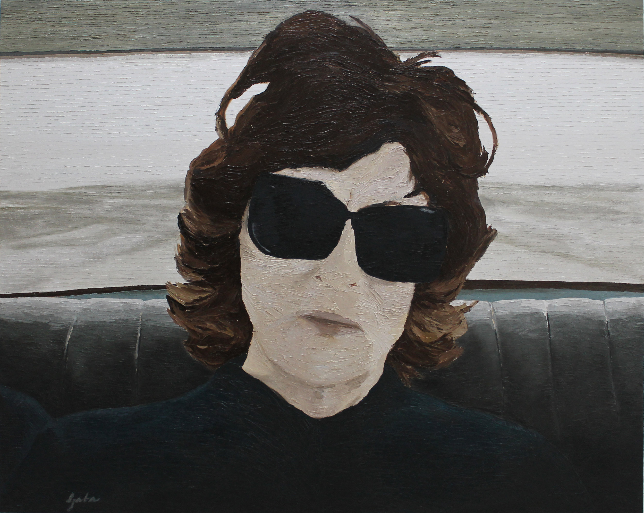 Marc Gaba - Violet - Oil on canvas - 2016.jpg