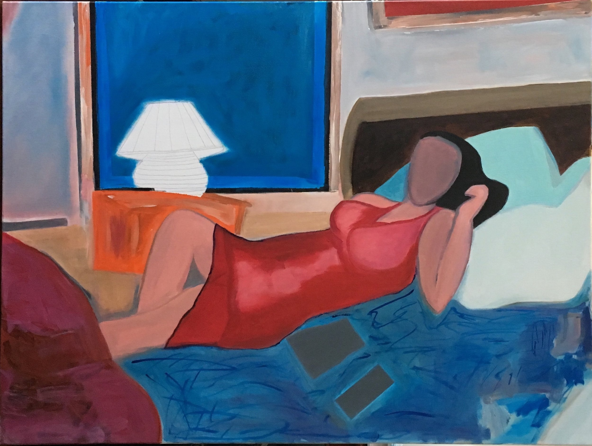 Sunday Afternoon 36x48inches.jpg