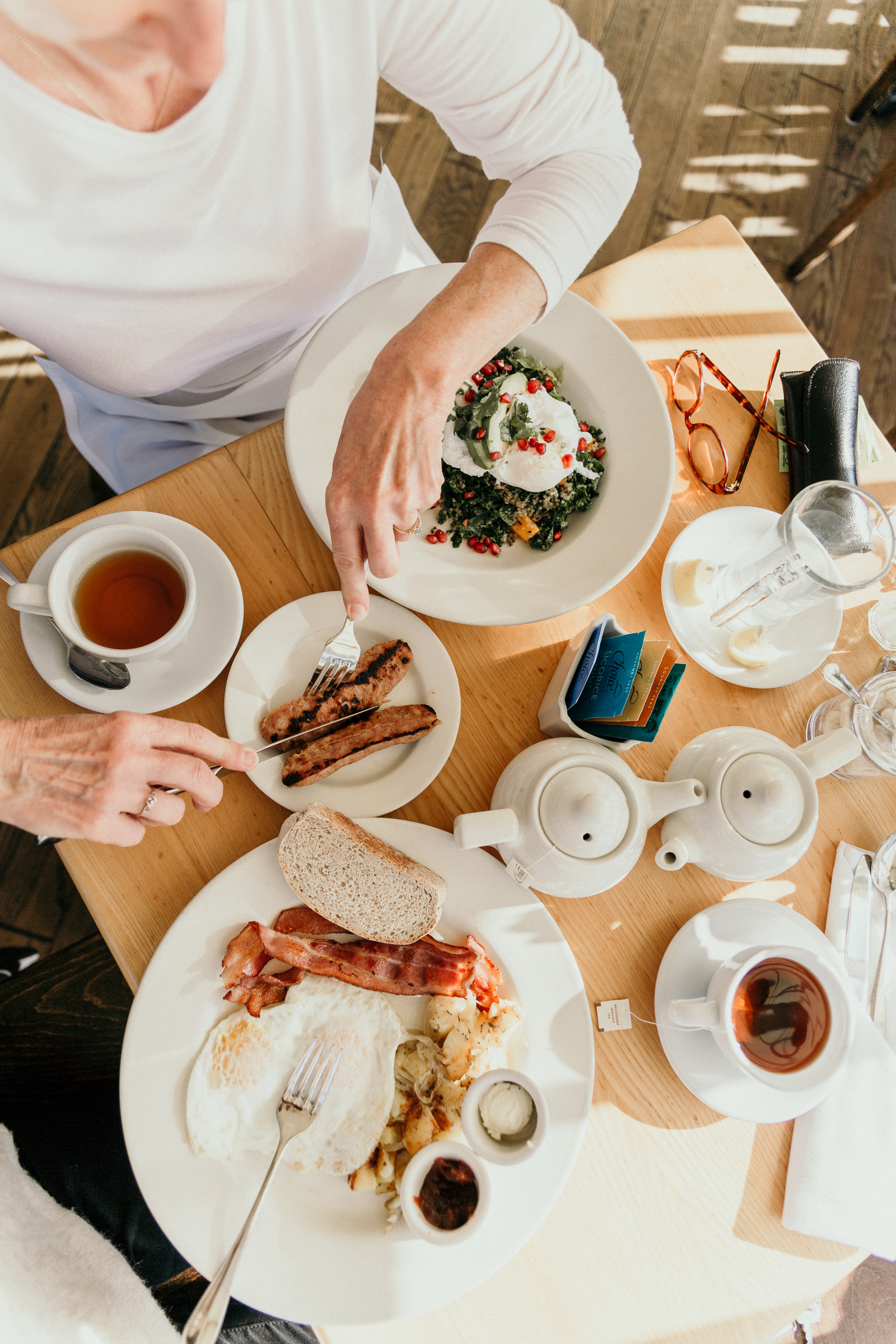 travel food photography