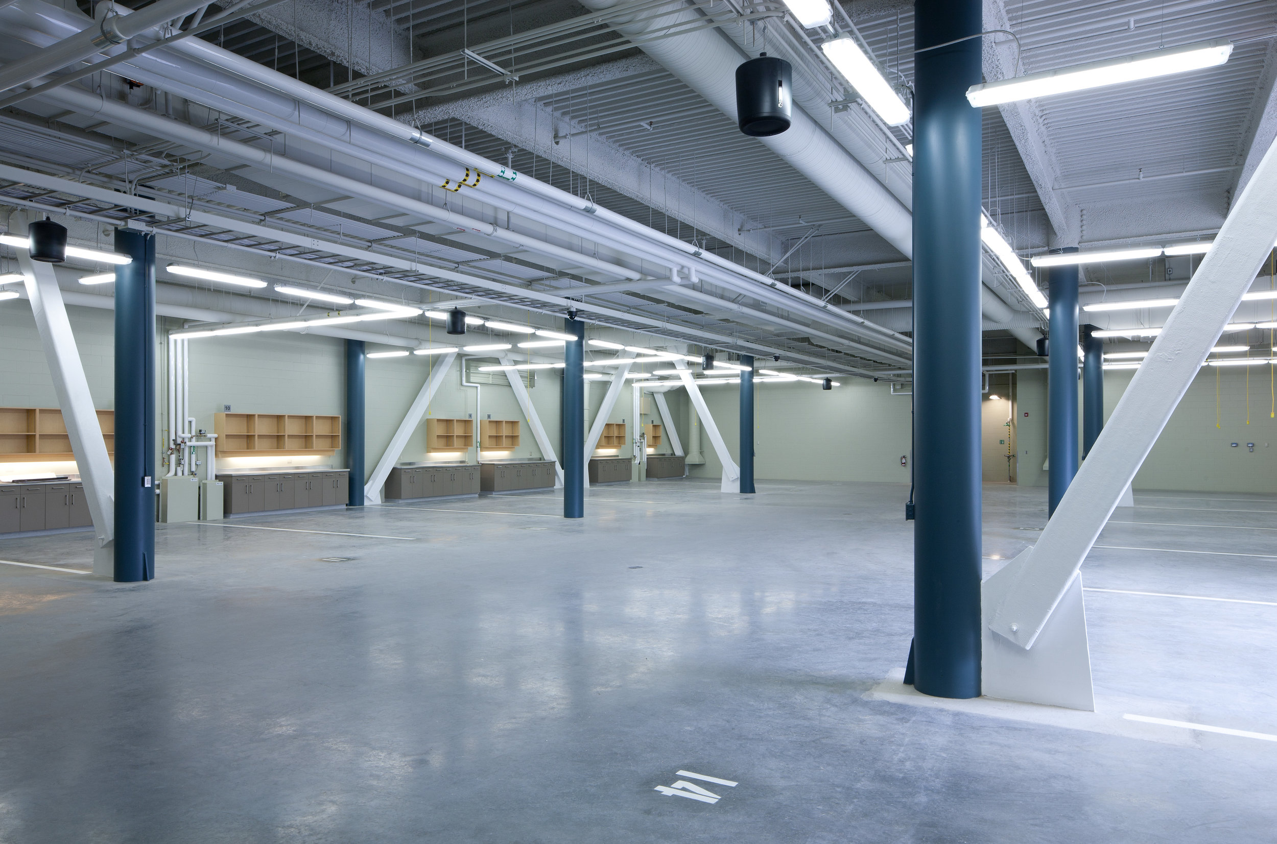 VPD Forensic Storage Facility