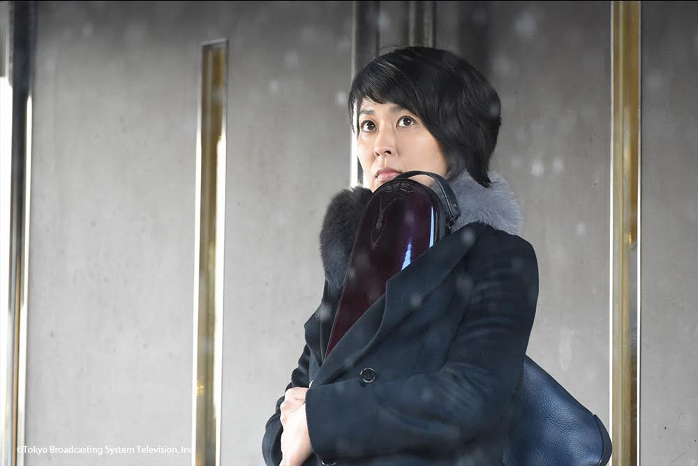 ▲ 松隆子睽違五年主演日劇《四重奏》,質感兼具的演員陣容倍受矚目。照片/KKTV提供