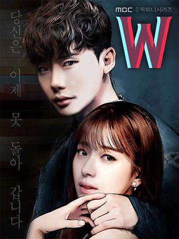No. 08《W - 兩個世界》