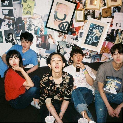 韓流搖滾樂團