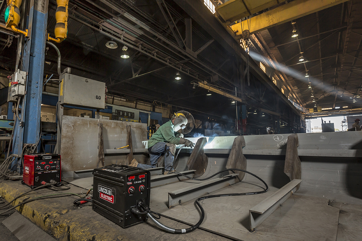 CrossLInc Technology solving your job site welding issues