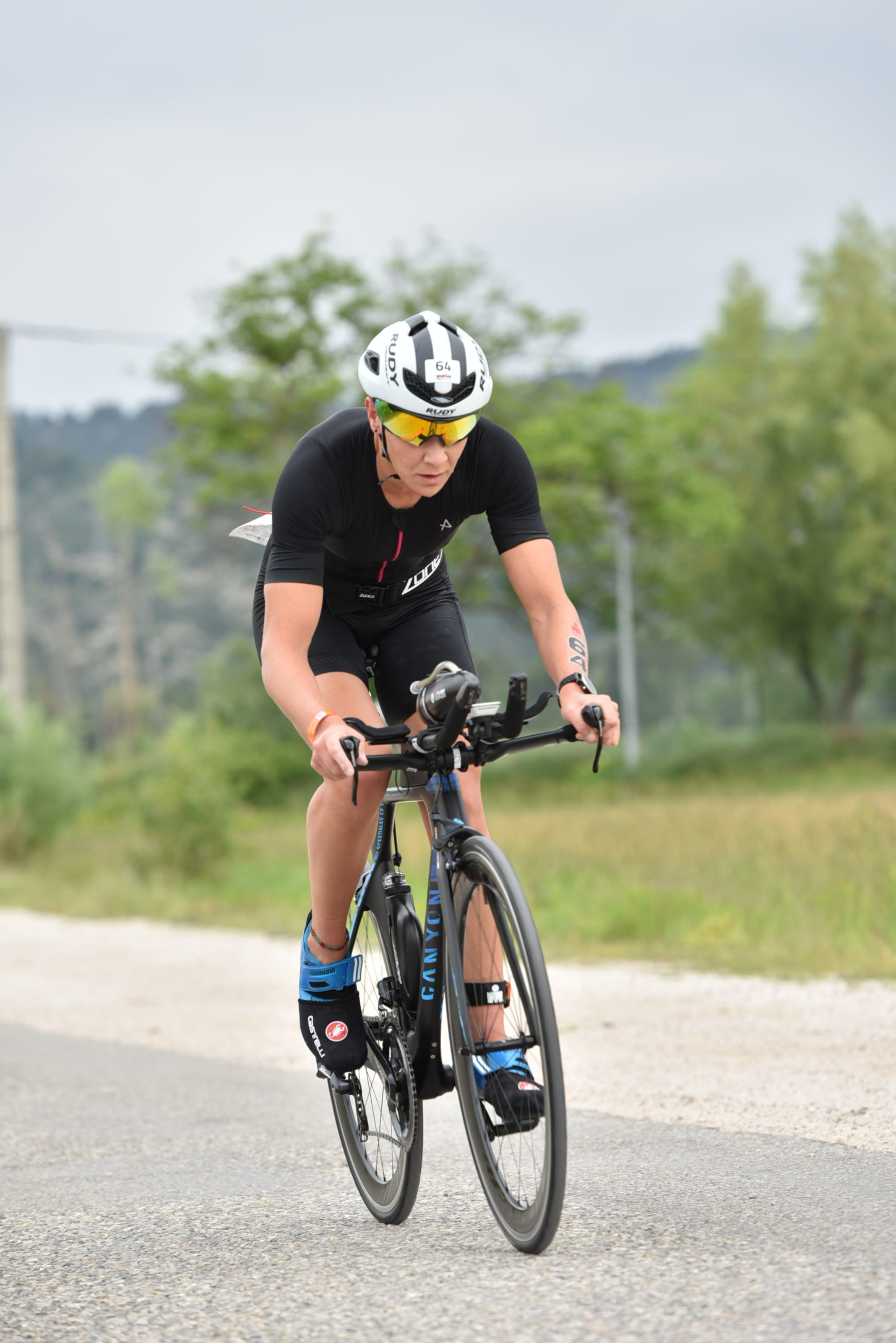 70.3 Pays d'Aix - 13th May 20185th Pro Woman