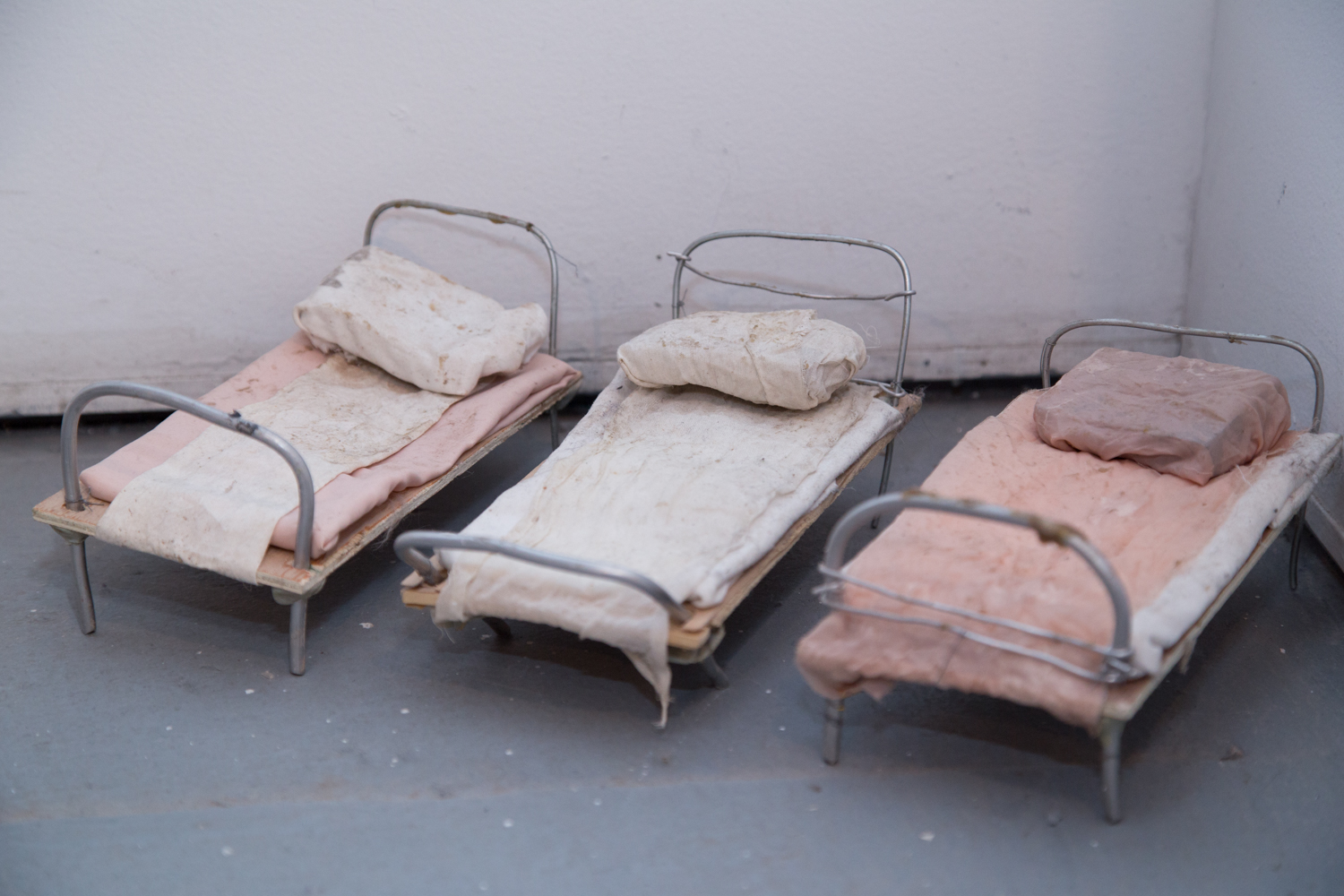 Institutional Beds (Part of Sleep Installation)