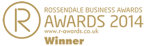 Rossendale Business Awards 2014 Winner