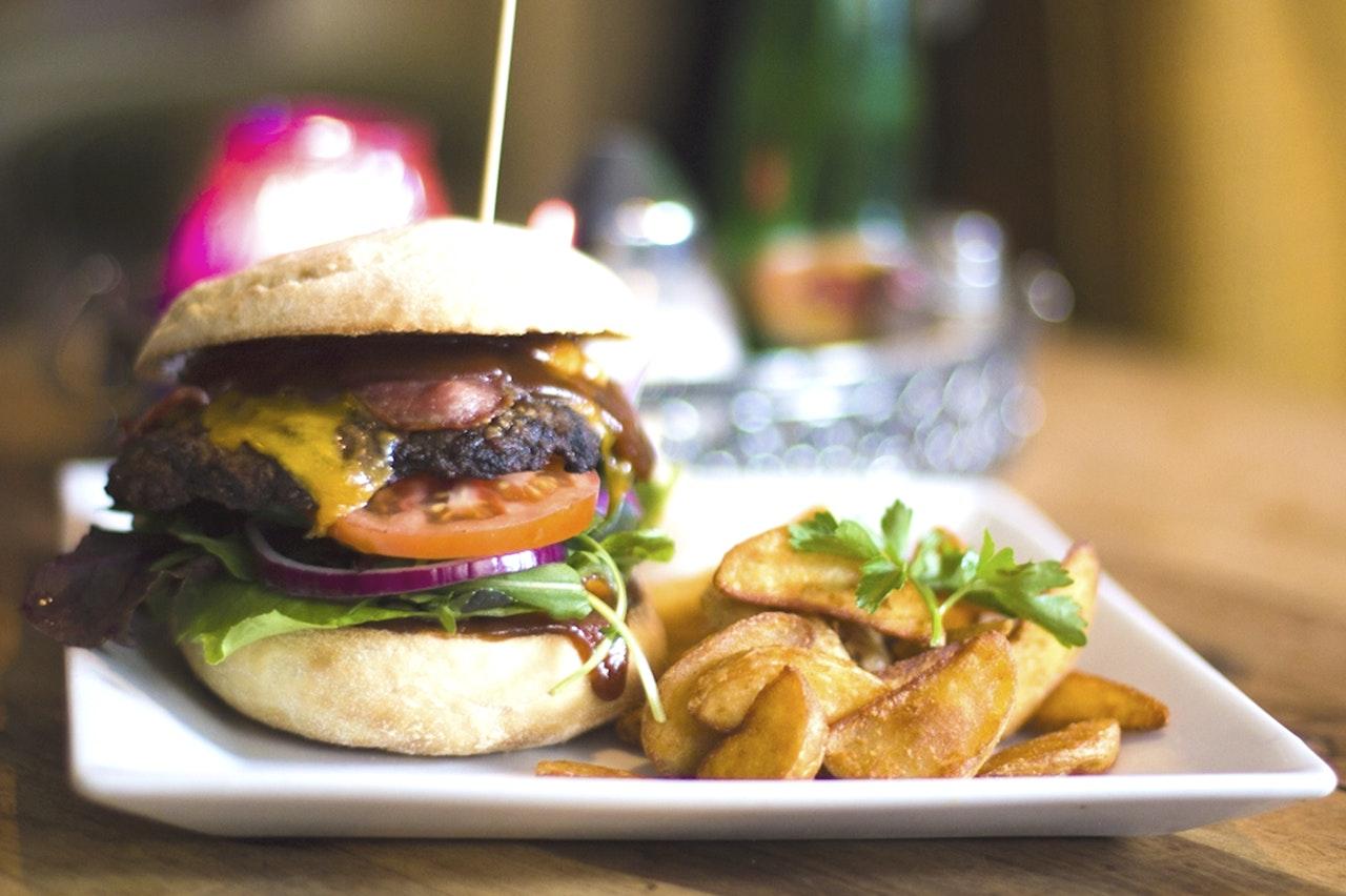 The Whitaker Burger Bar