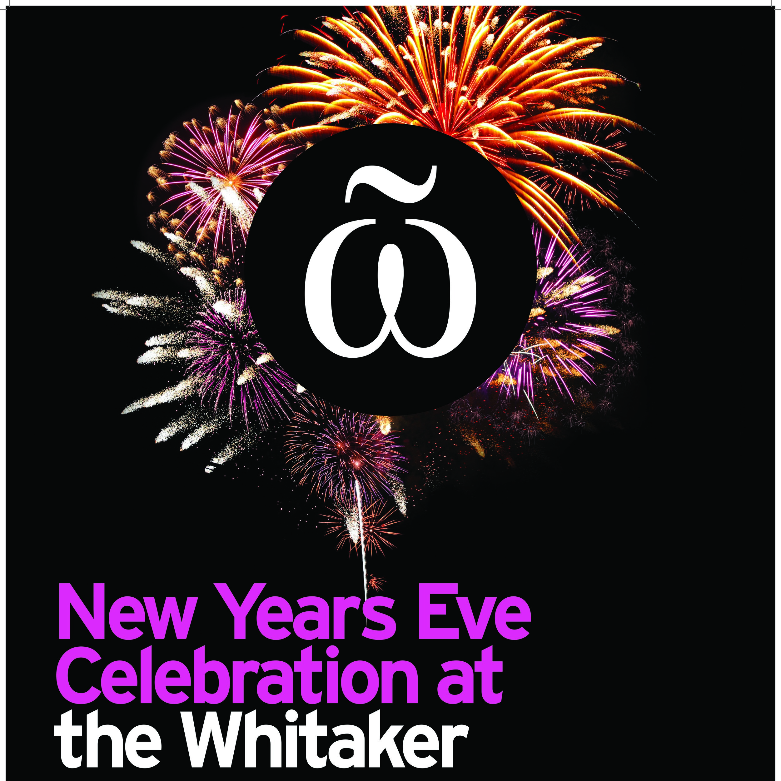 New Years Eve at The Whitaker