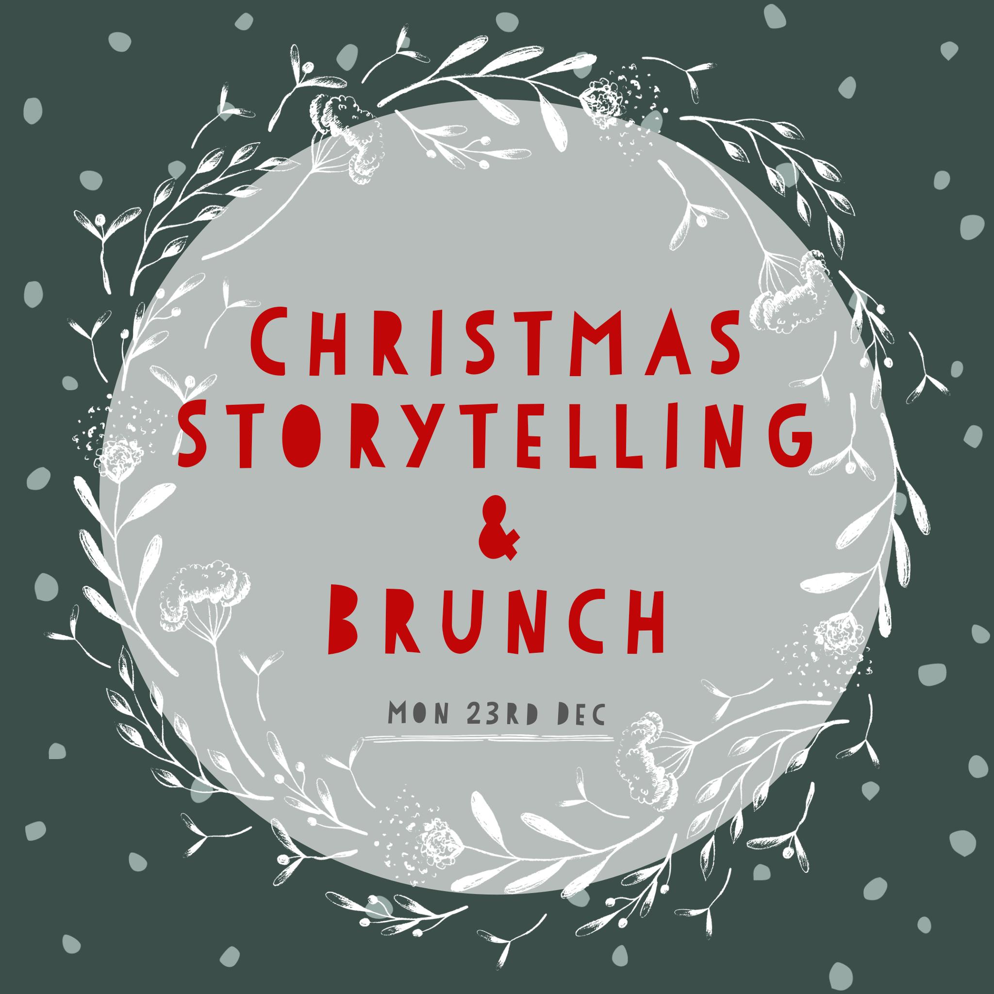 Christmas Storytelling & Brunch
