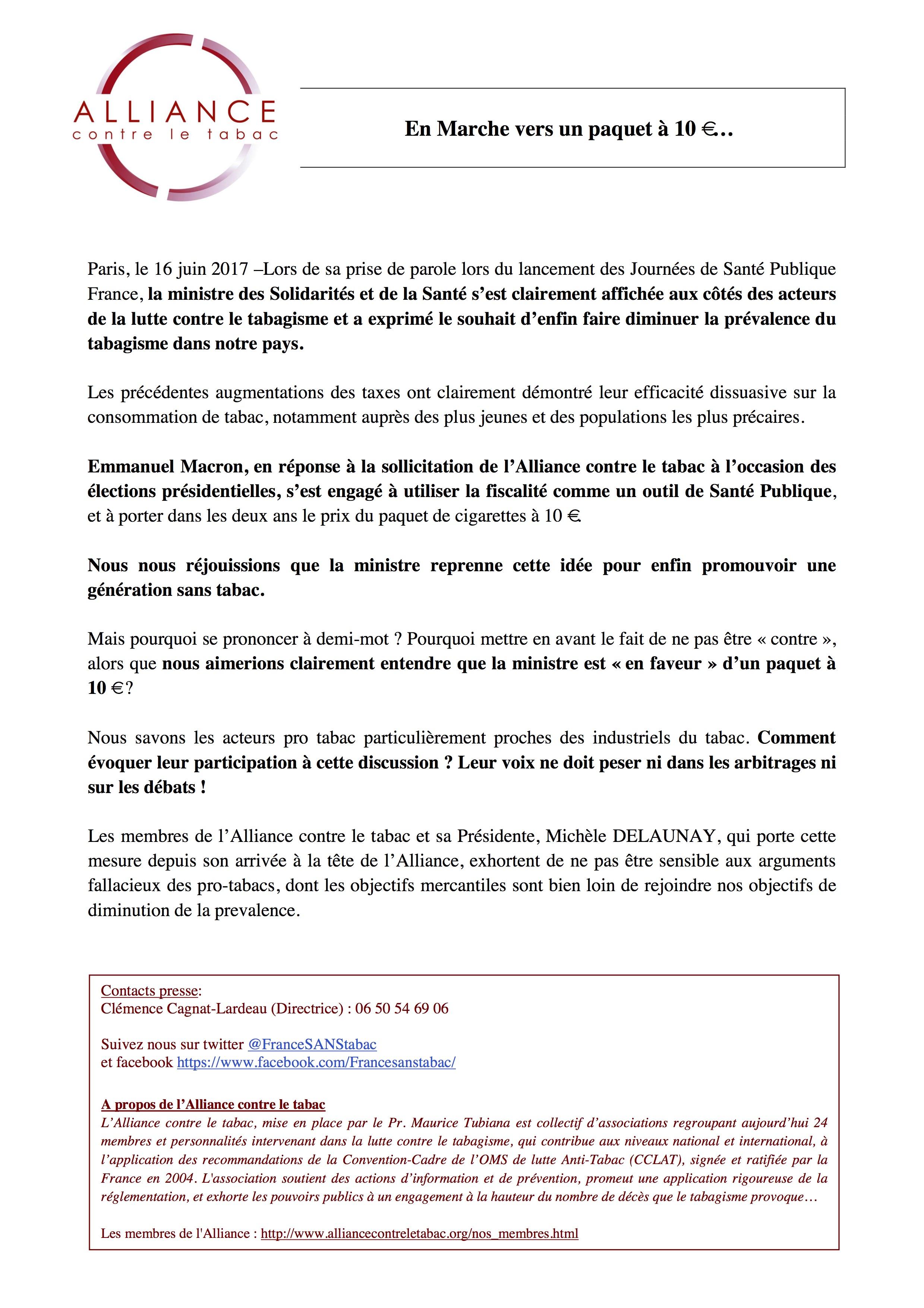 CP16062017 - ACT - En marche vers un paquet à 10 €...jpg