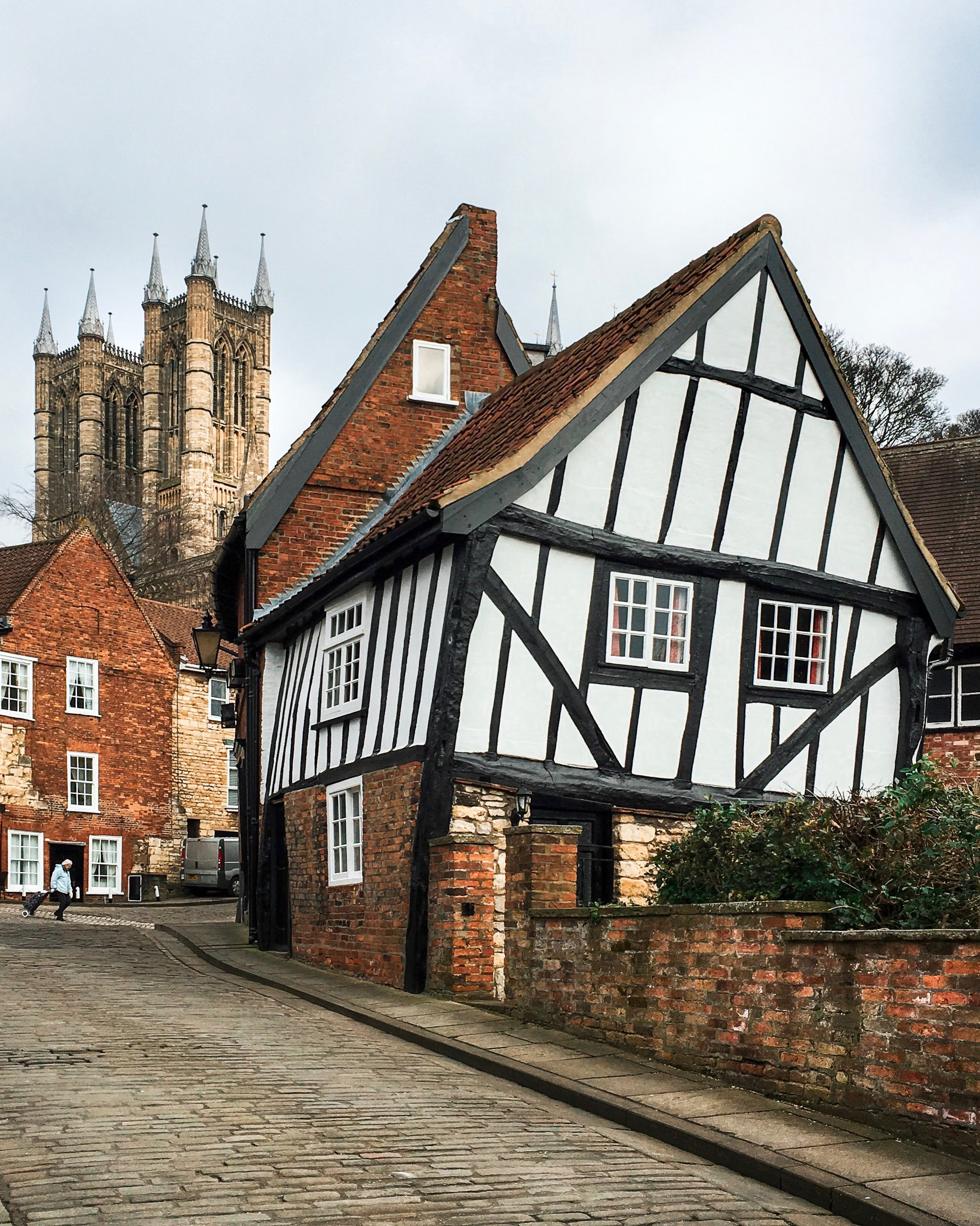 Crooked House Lincoln UK - Ellie Dyduch