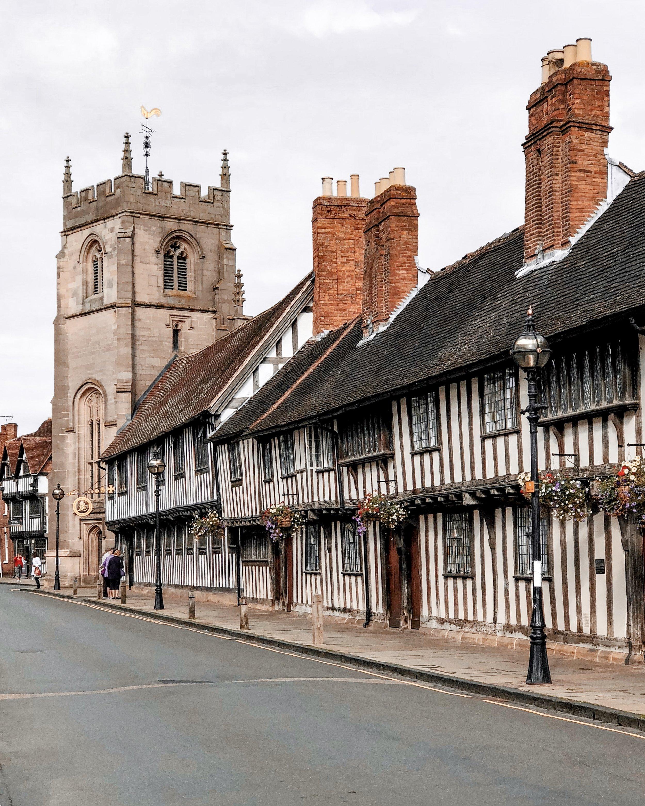 Stratford-upon-Avon, Warwickshire - Ellie Dyduch