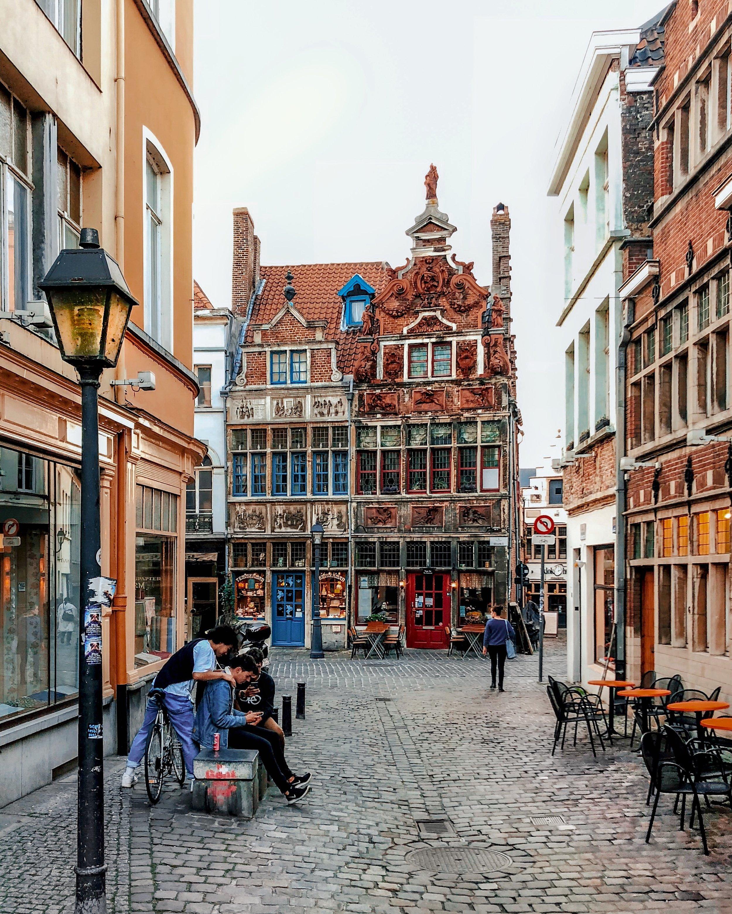 Gent Belgium - Ellie Dyduch