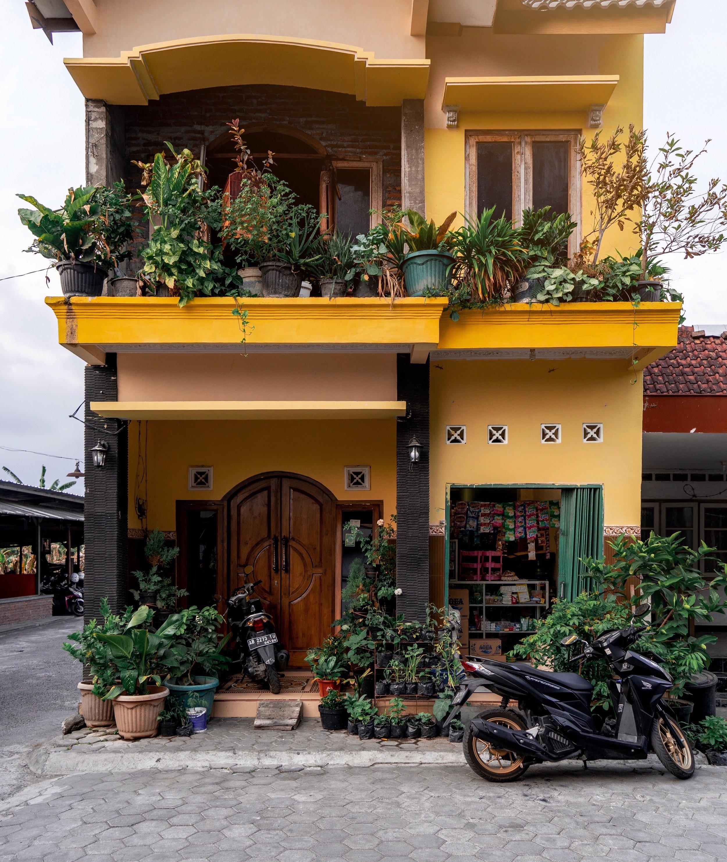 Yogyakarta, Java, Indonesia - Ellie Dyduch