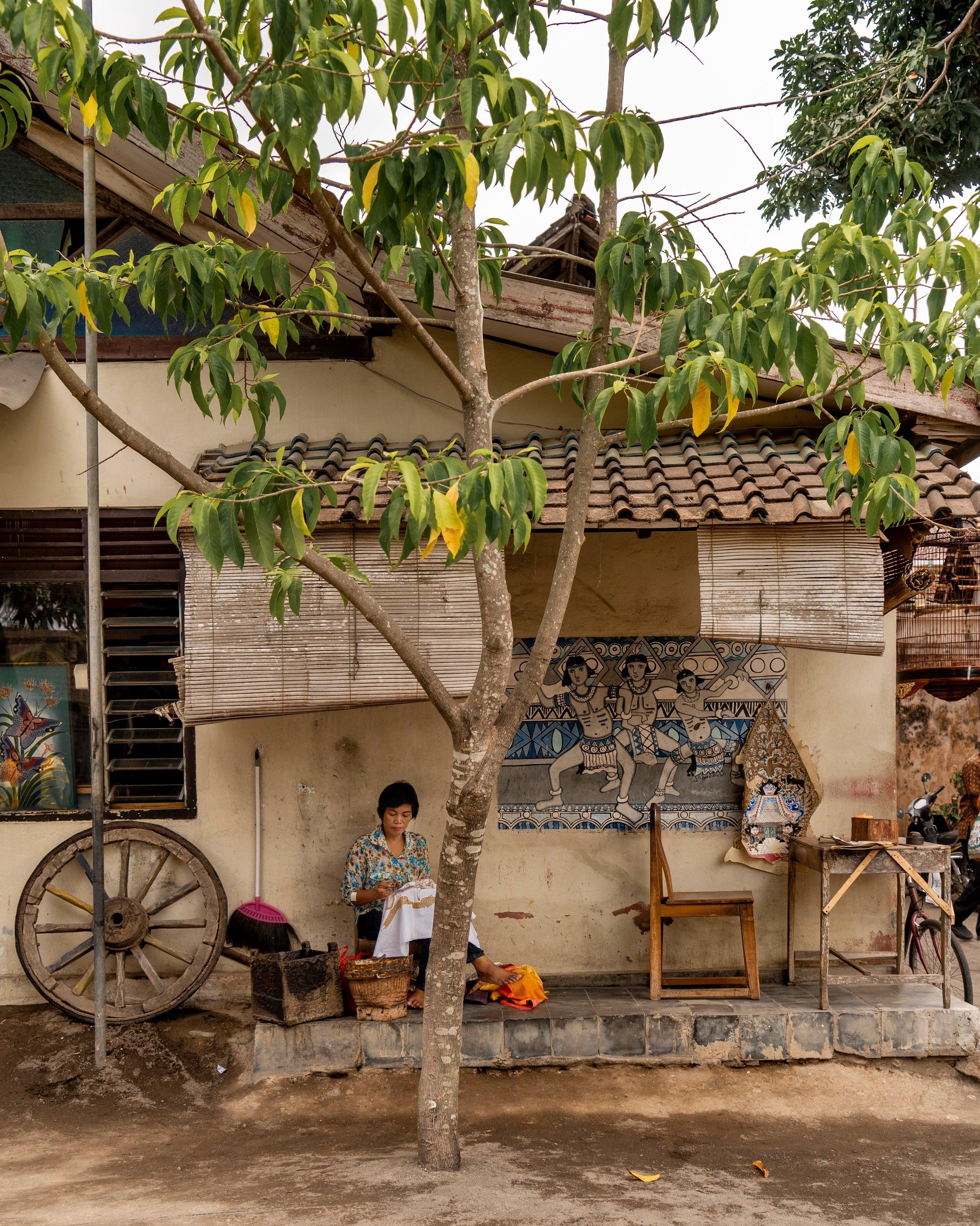 Yogyakarta, Java - Ellie Dyduch