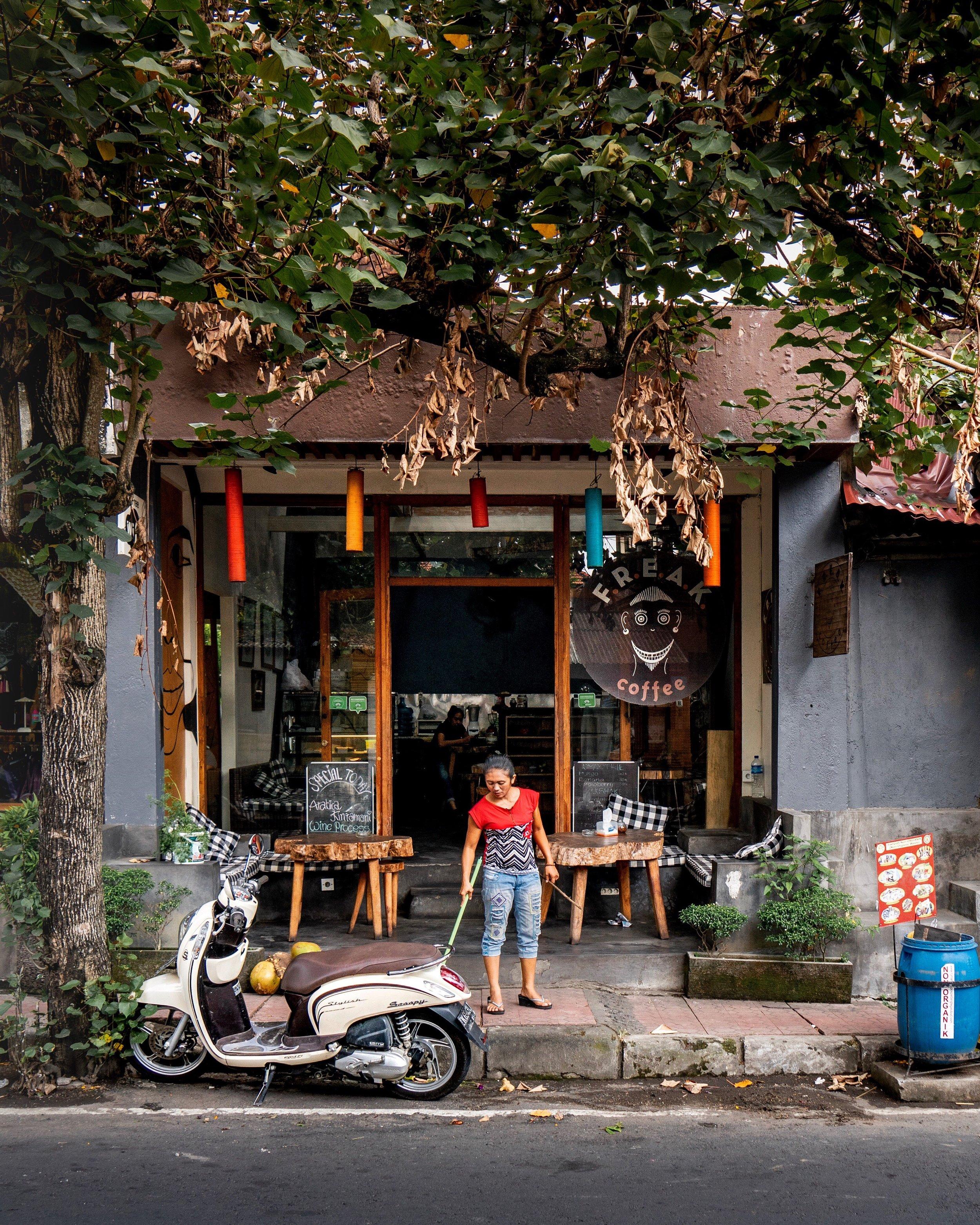 Ubud, Bali - Ellie Dyduch