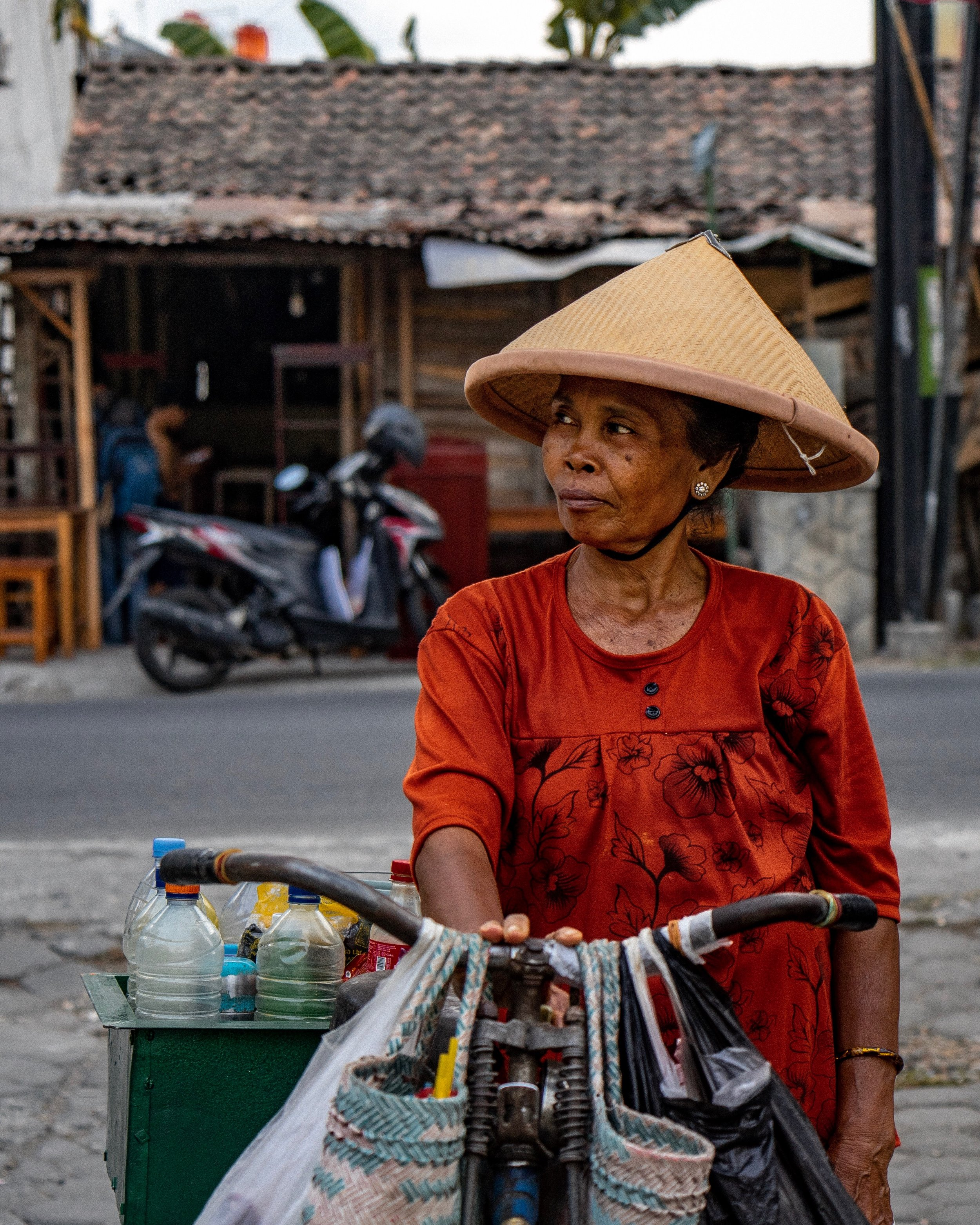 Indonesian people portraits - Ellie Dyduch