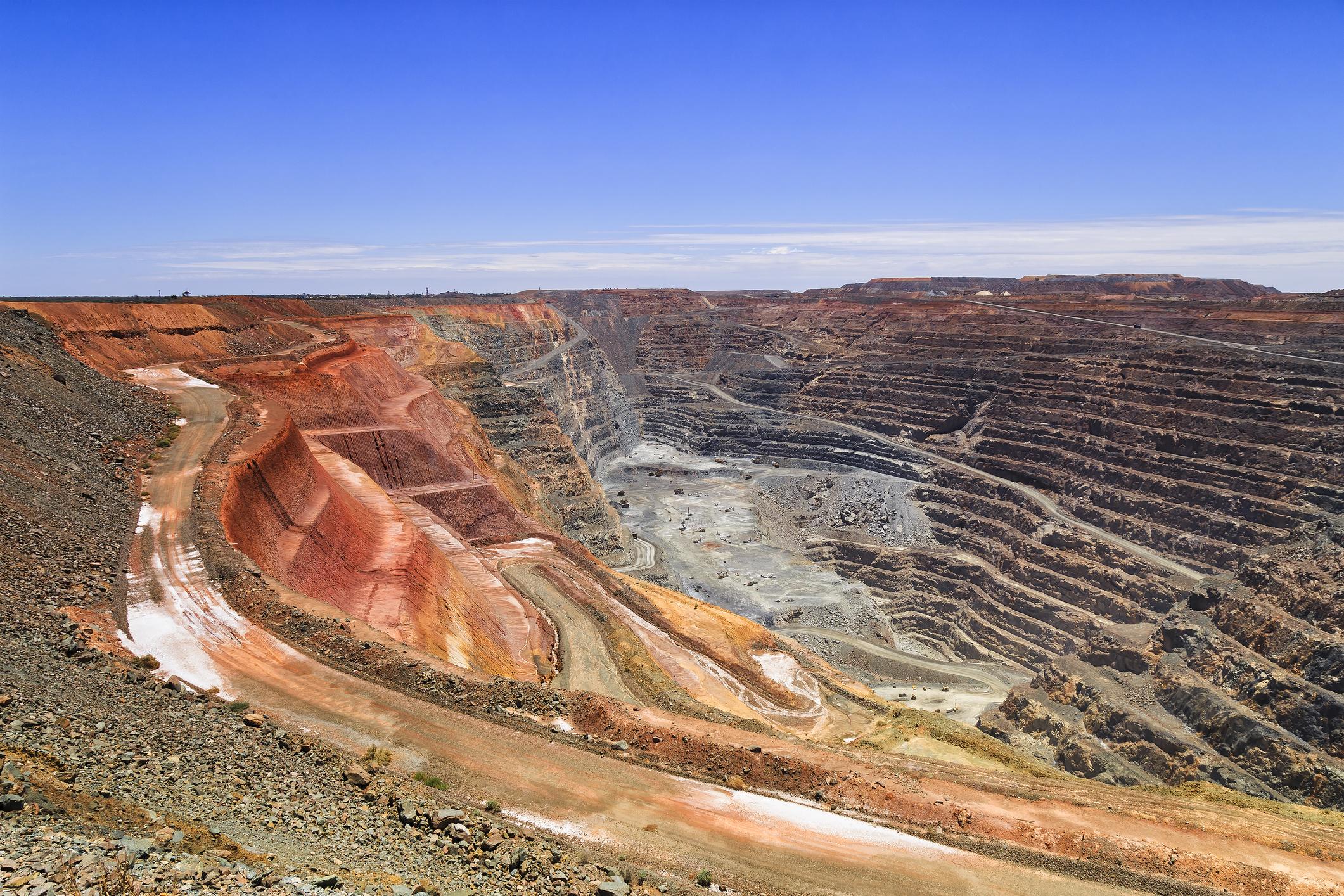 Mining & Mineral Industries -
