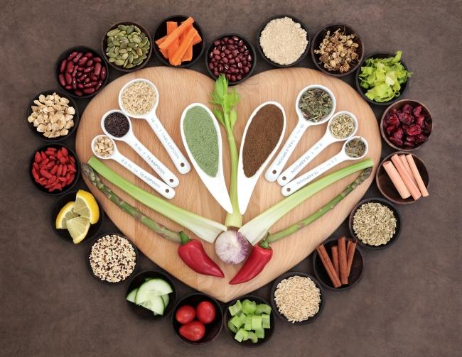 Choose healthy Nutrition