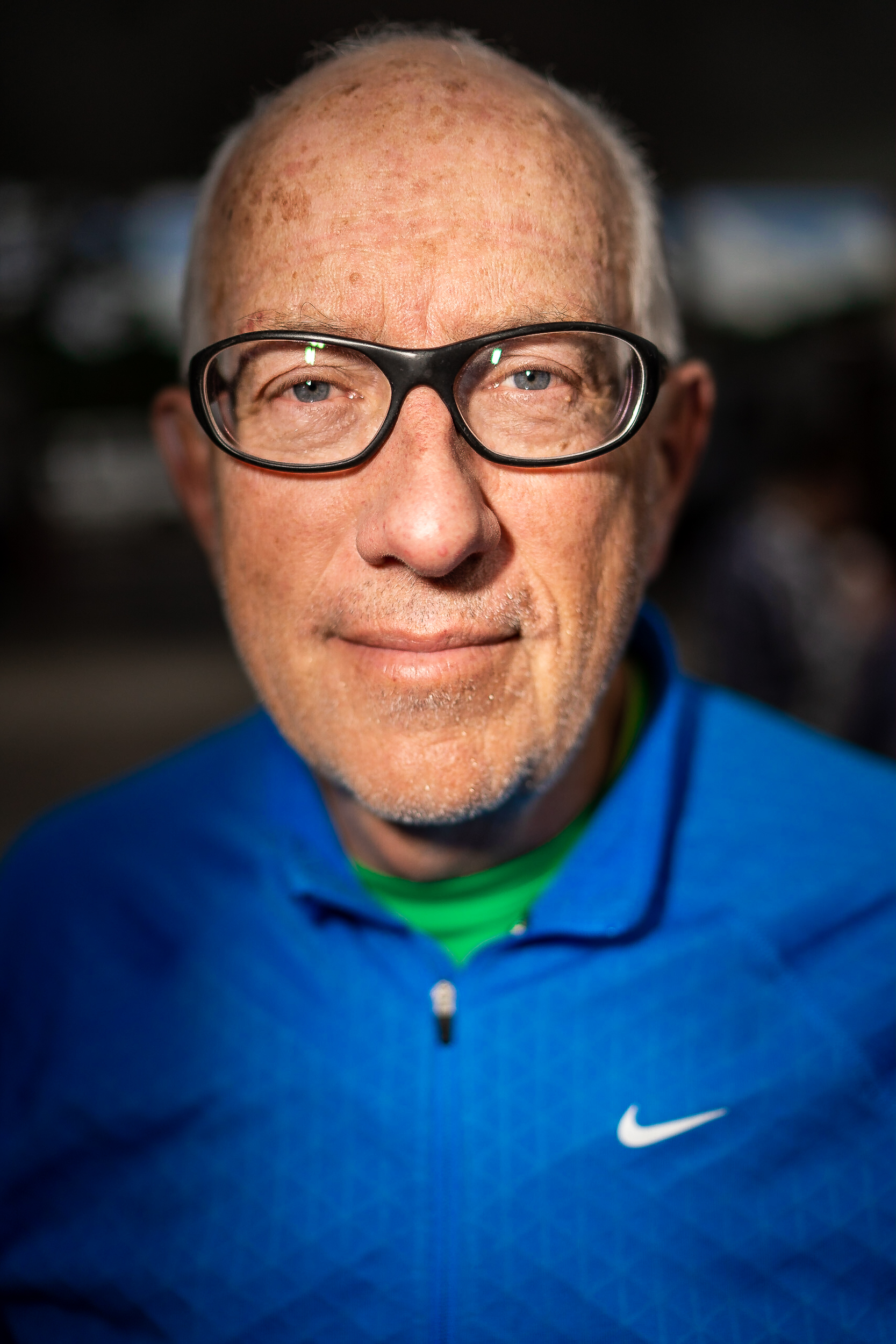 Former Basketball Coach, David, Montana, June, 2018.