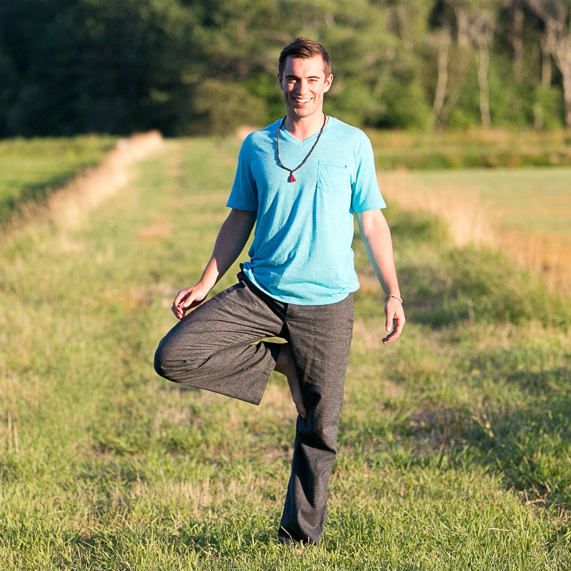 Forrest Dwyer RYT-200Forrest received his 200 hr training through the Pranotthan School of Yoga, hosted at All That Matters in 2016. He believes yoga is a path that is proven to lead people to a deep understanding of their internal world.