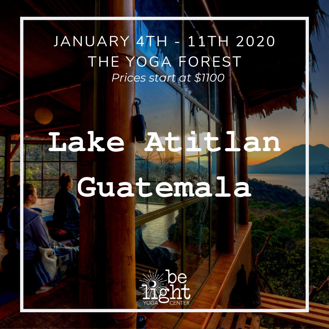Guatemala Retreat January 2020