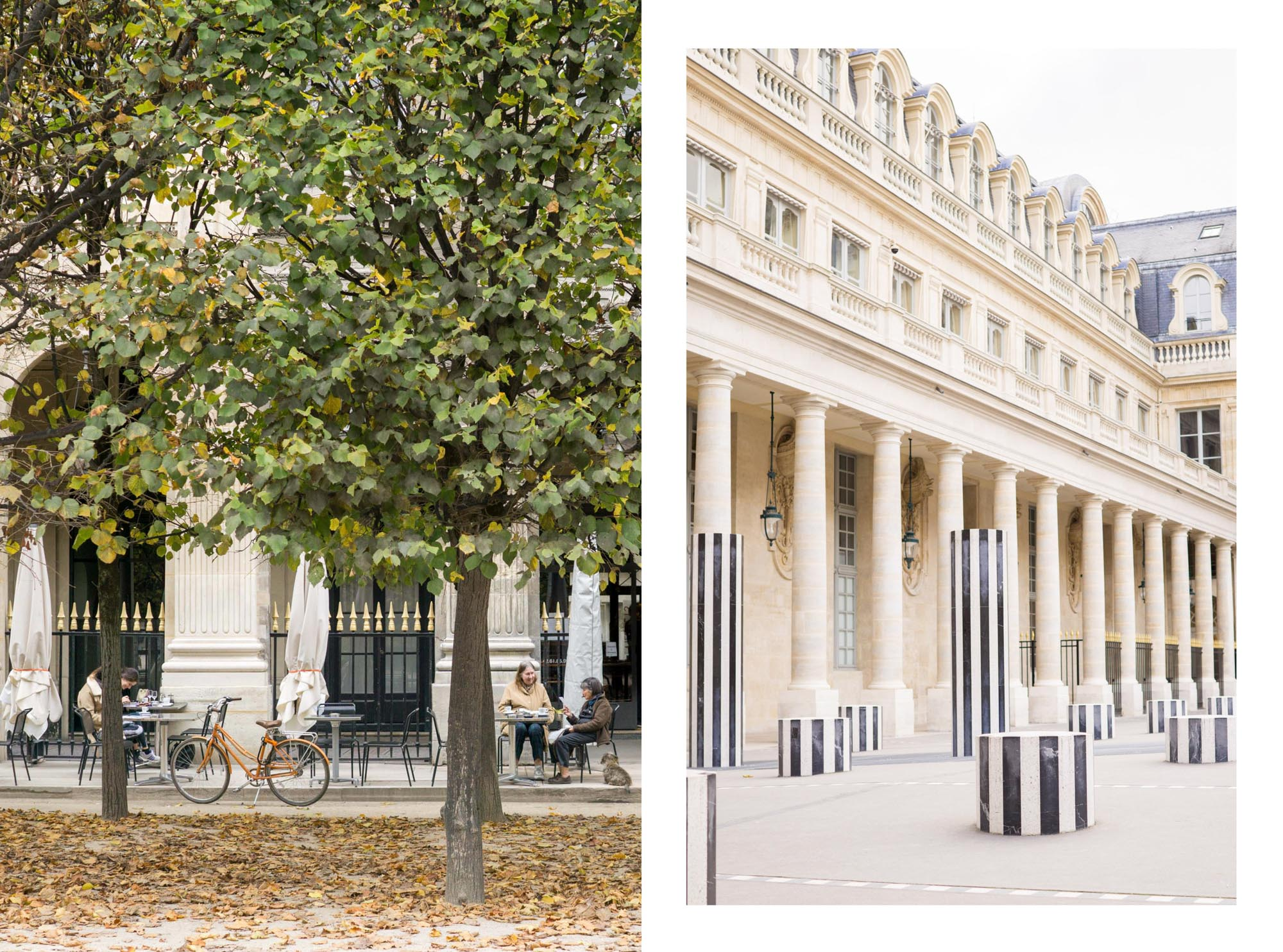 Autumn in Paris | Paris Travel Guide | Travel Photography | Sharing my favourite places to experience Autumn in Paris.