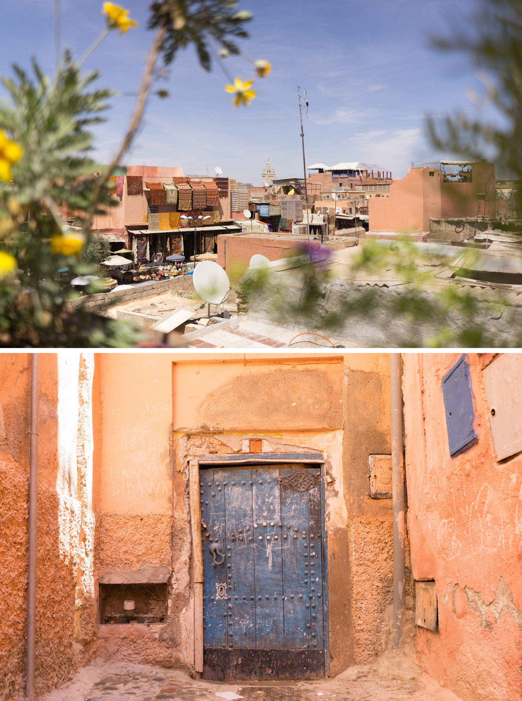 Marrakesh Travel Guide | Experience colourful and vibrant Marrakesh with this travel guide filled with inspiring travel photography and tips.