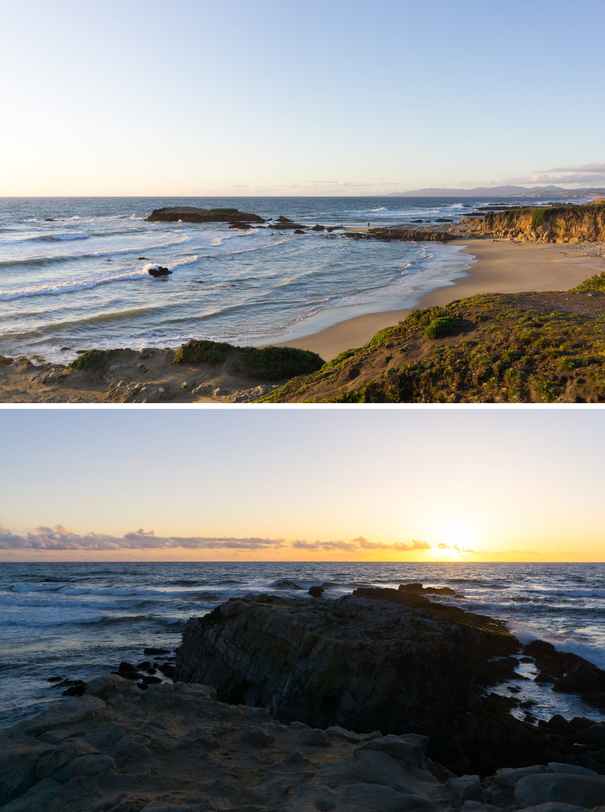 Pacific Coast Highway Road Trip Guide   California Road Trip Tips   Sharing the travel route and great places to visit on an LA to San Francisco road trip.