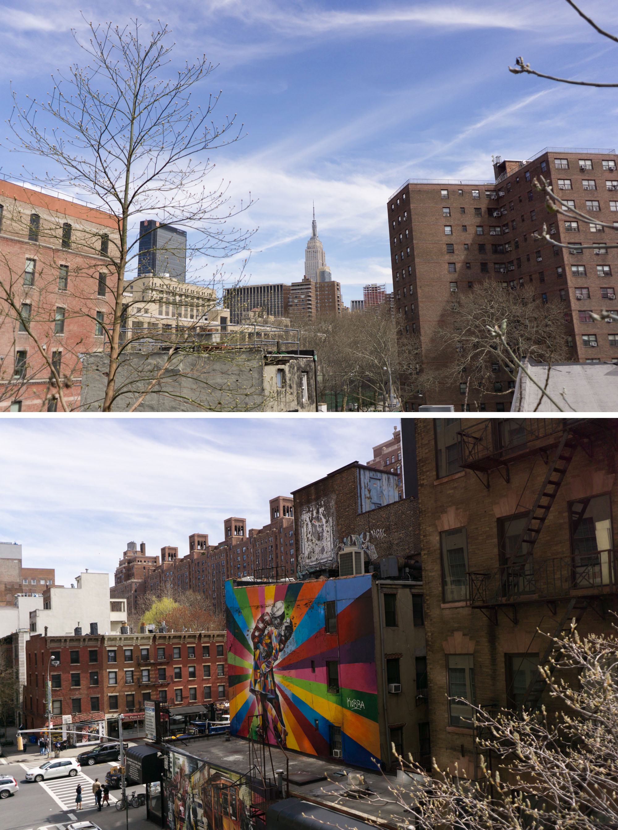 The High Line Travel Guide | New York City | A guide to experiencing New York City from above for over 30 blocks at The High Line.