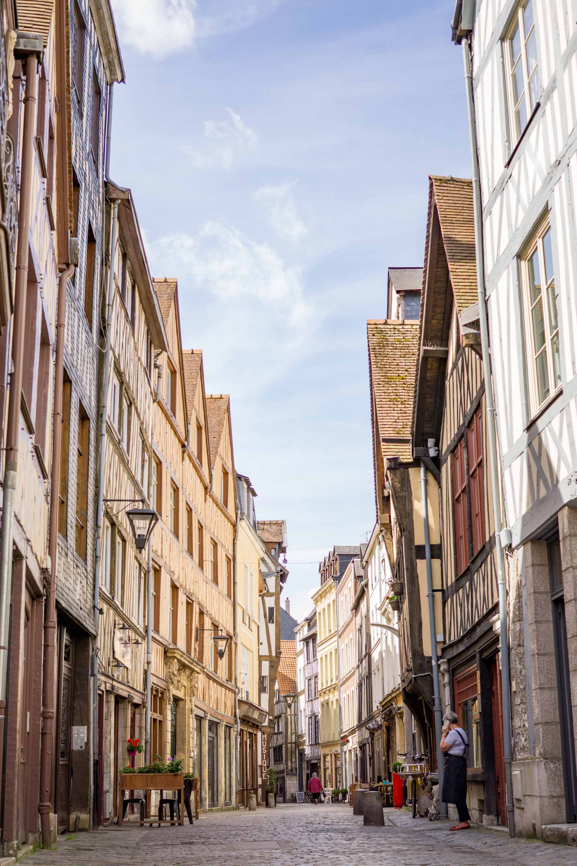Fancy a day trip from Paris? Discover how to spend a wonderful day in Rouen, France with this useful travel guide.