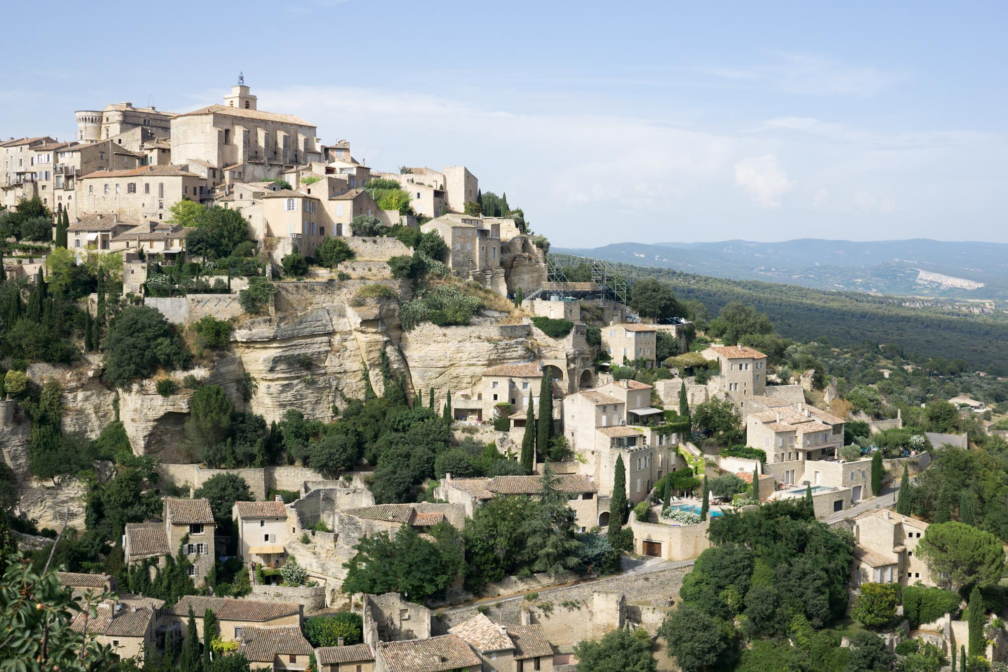 Discover 6 must visit villages in the south of France. | Provence Travel Guide | Christie Moore Photography
