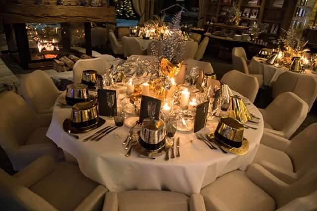 Hotel Rougemont – restaurant