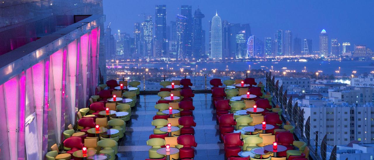 Doha VIP restaurant