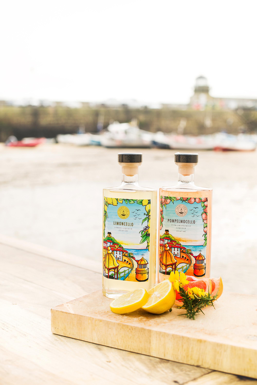 St Ives Liquor Co. Limoncello