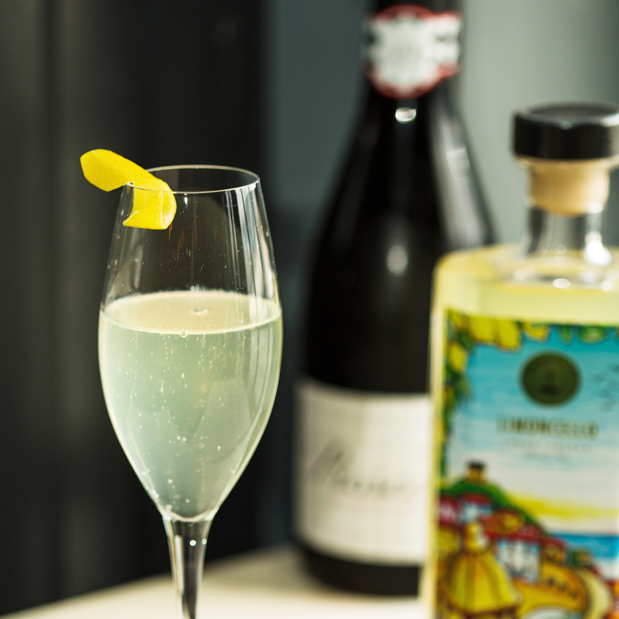 SILCo. Limoncello SILCo. Fizz Cocktail