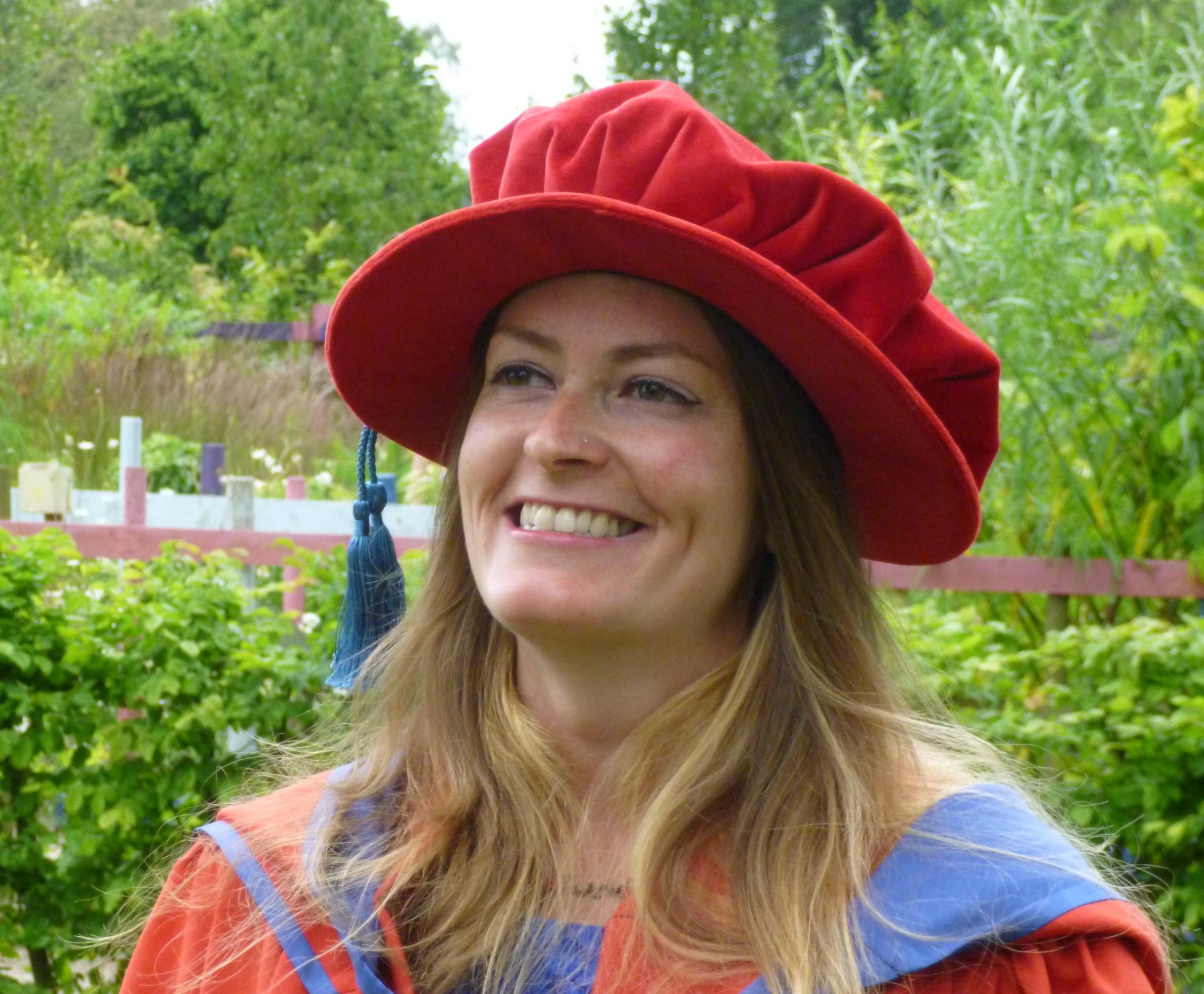 Dr Jemma Regan -