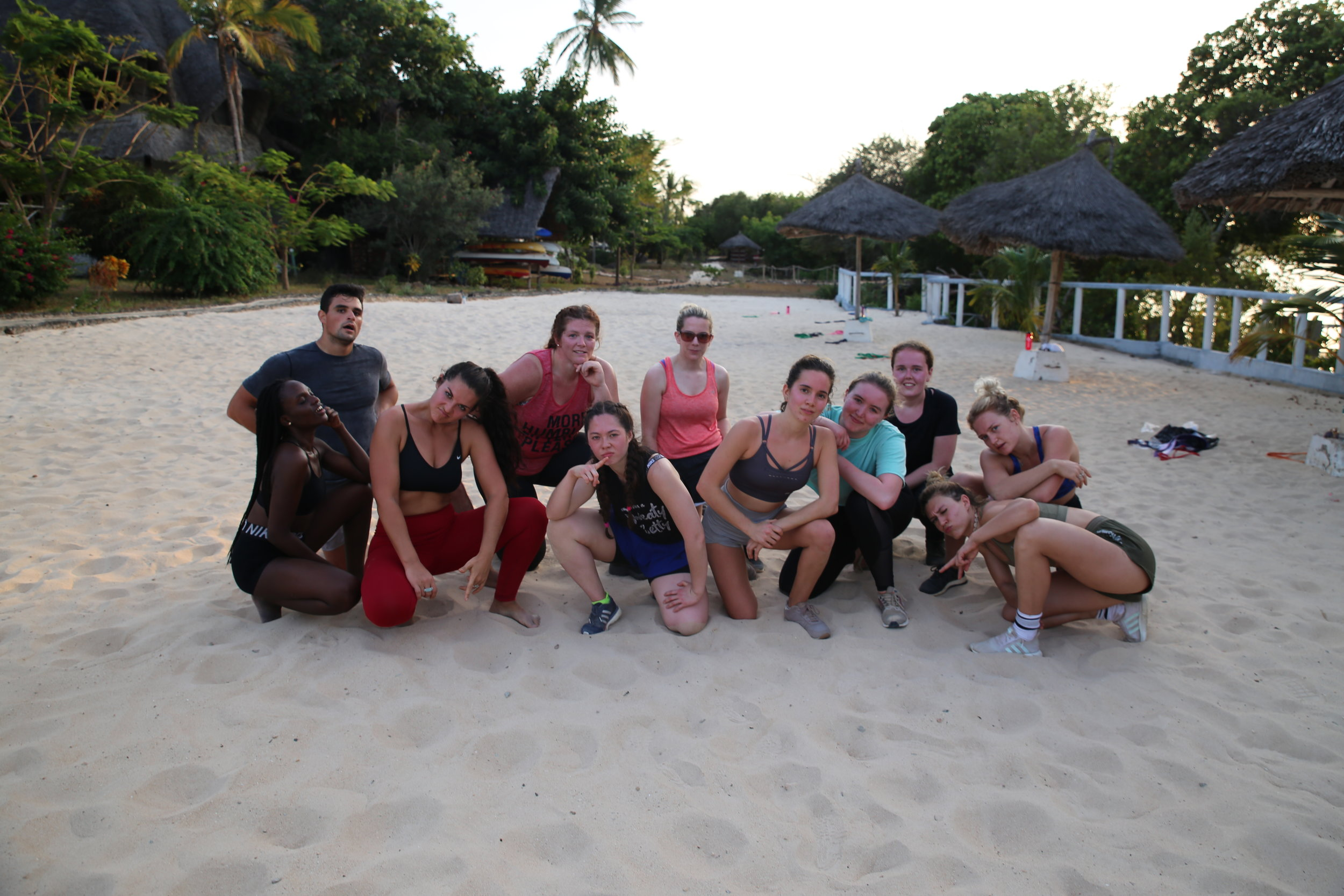 kenya fitness retreats
