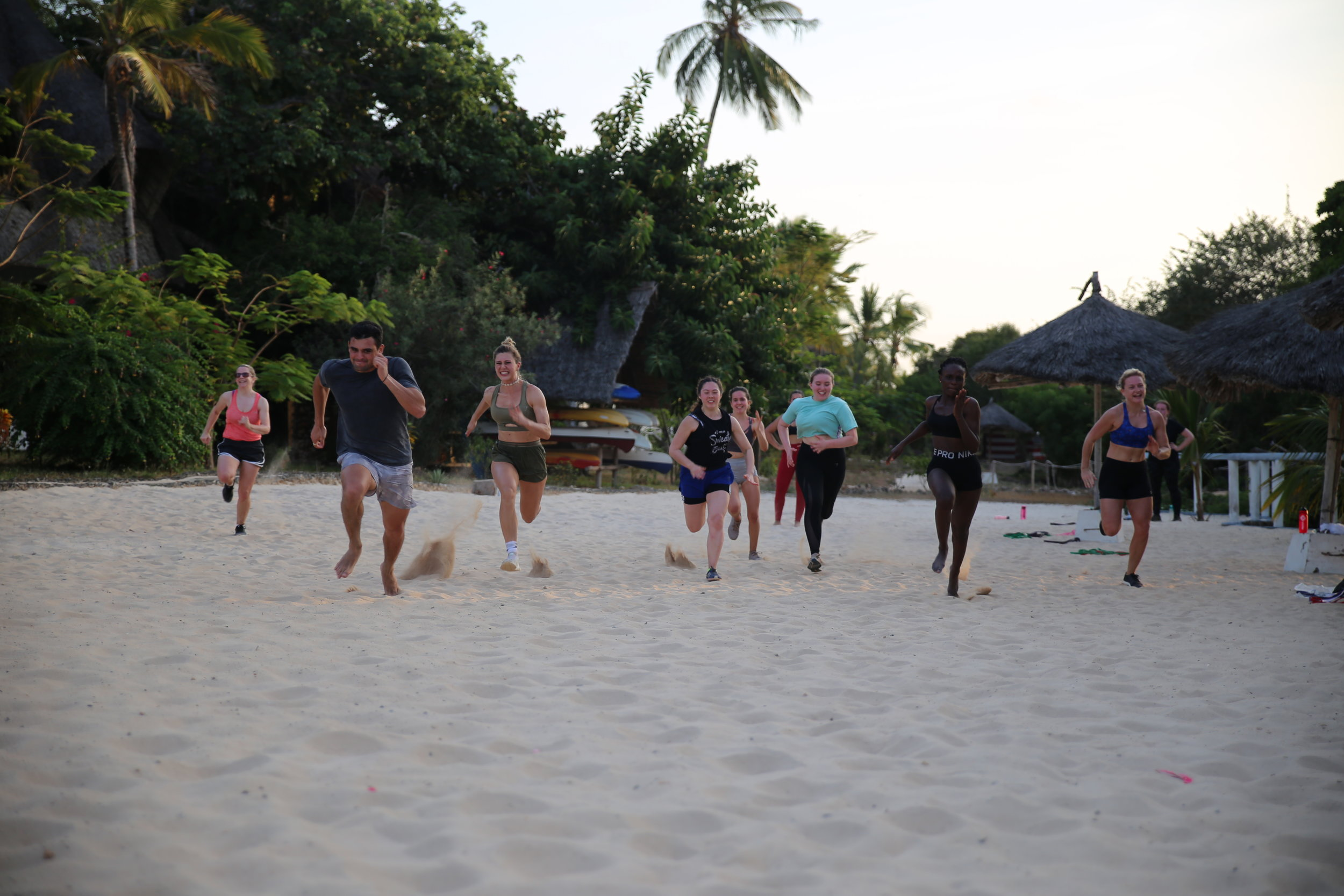 fitness retreats in Kenya with new horizon escapes