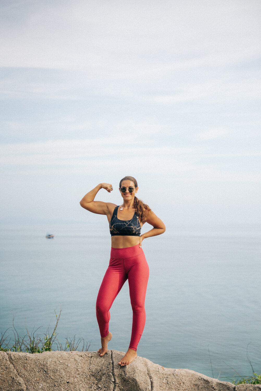 fitness on Koh Tao