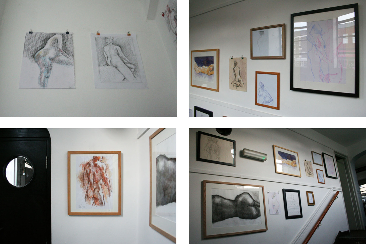 Birdcage BUMS: An Exhibition of Life Drawing  featuring contributions from… Ali Marron, Peter Kavanagh, Frances Martin, Chris Francis, Lucy Ducker, Lauren Gregory, Alice Lee, Theodora Lecrinier, Charly Jacobs and many more!