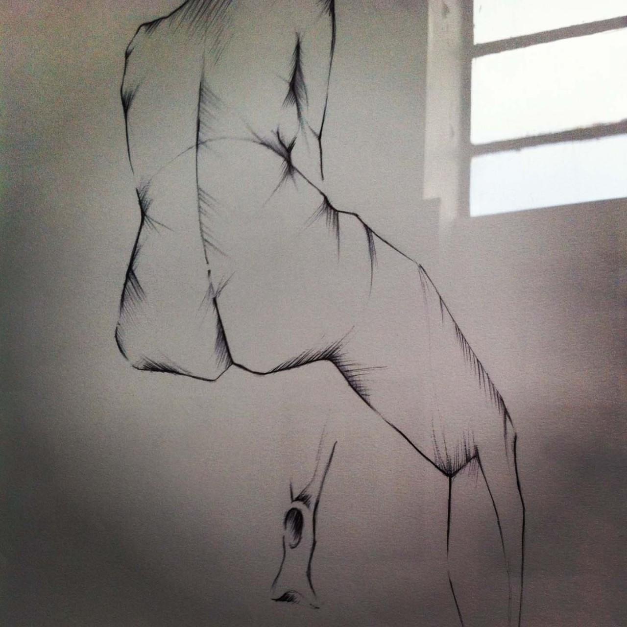 Life Drawing  by Charly Jacobs
