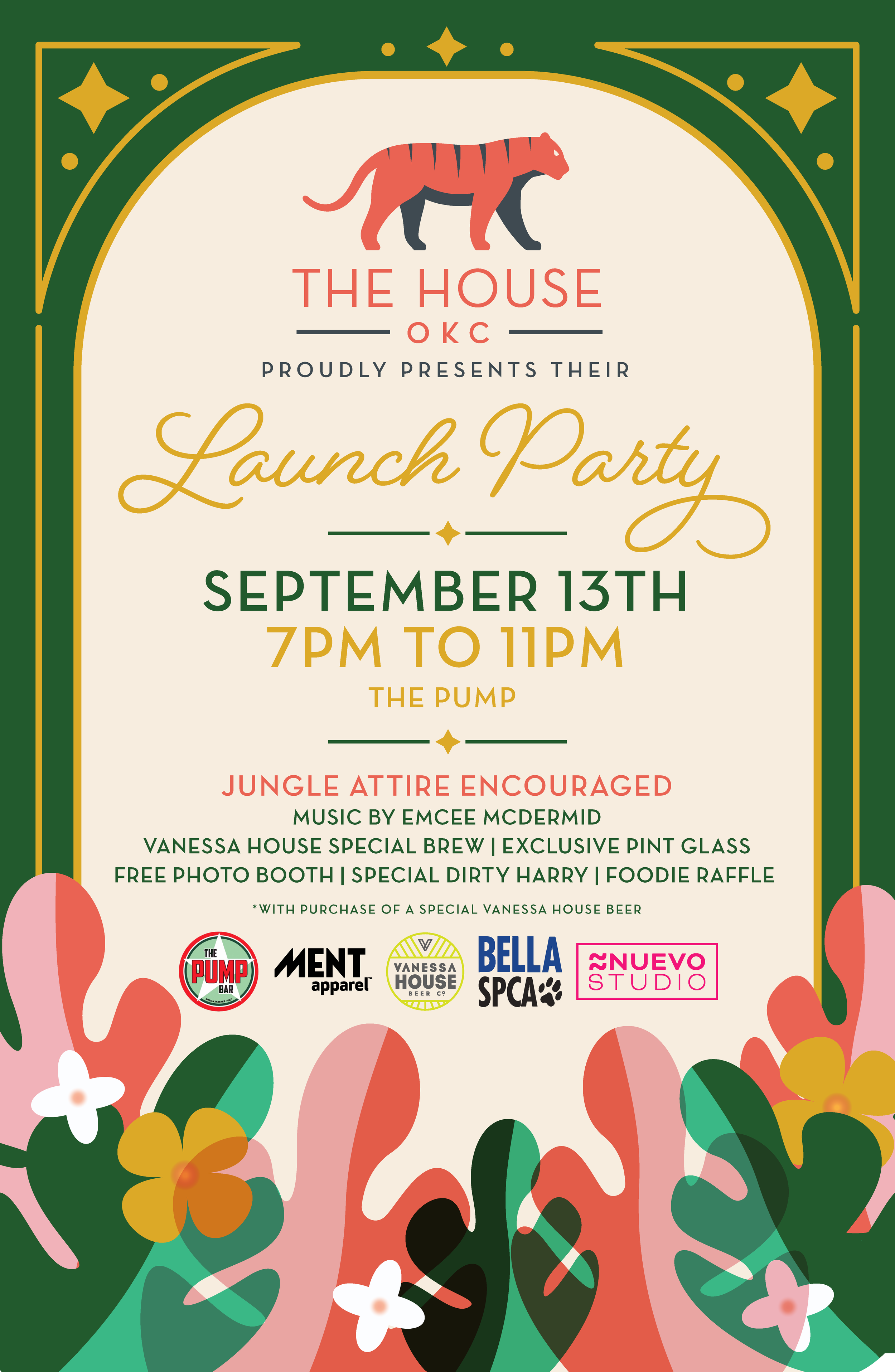 The House OKC Launch Party