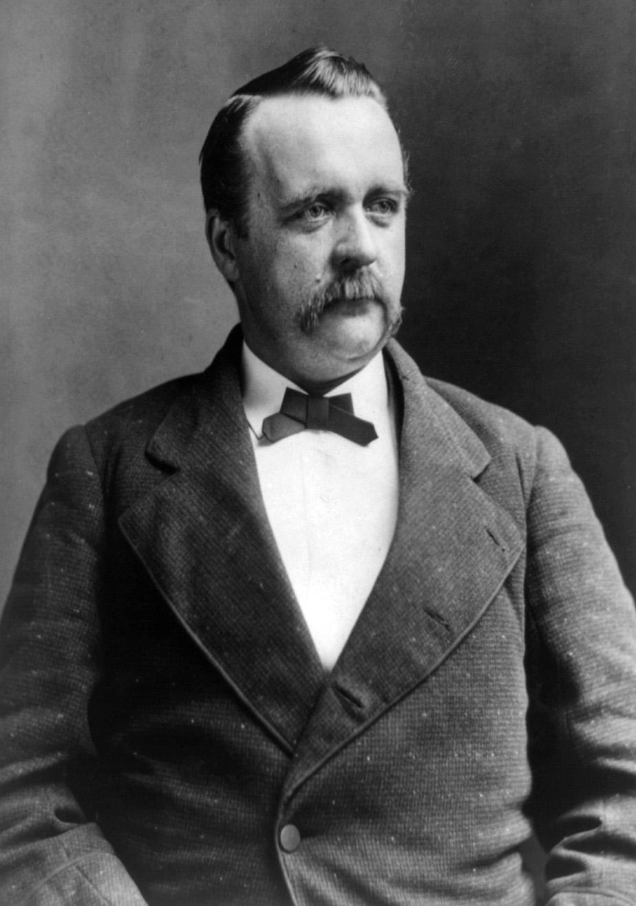 Justus H. Rathbone (1838-1889)