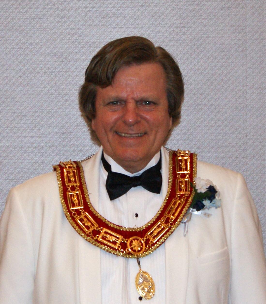 Grand Treasurer - Robert Lautenschlager