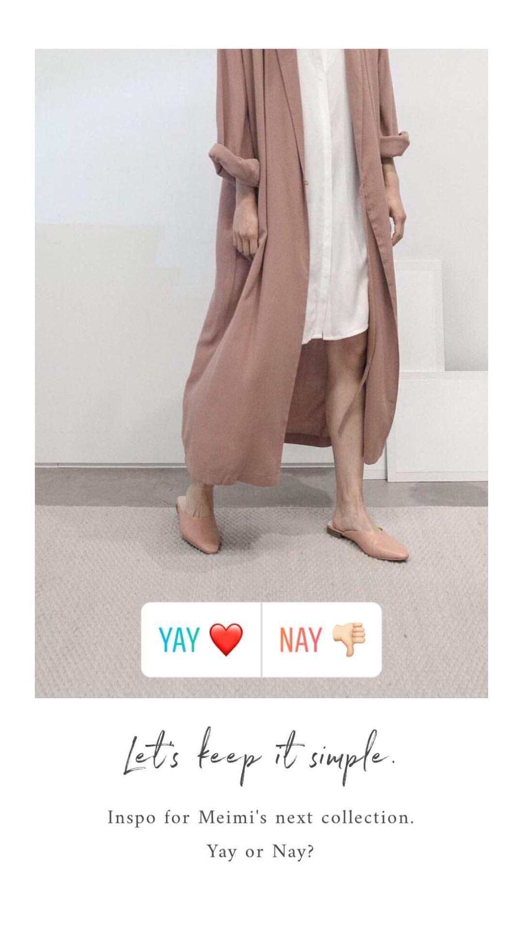 Re-branding Plans for Meimi Clothing